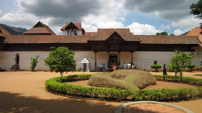 Дворец Падманабхапурам (Padmanabhapuram Palace) 89352