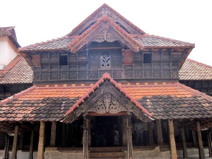 Дворец Падманабхапурам (Padmanabhapuram Palace) 69392
