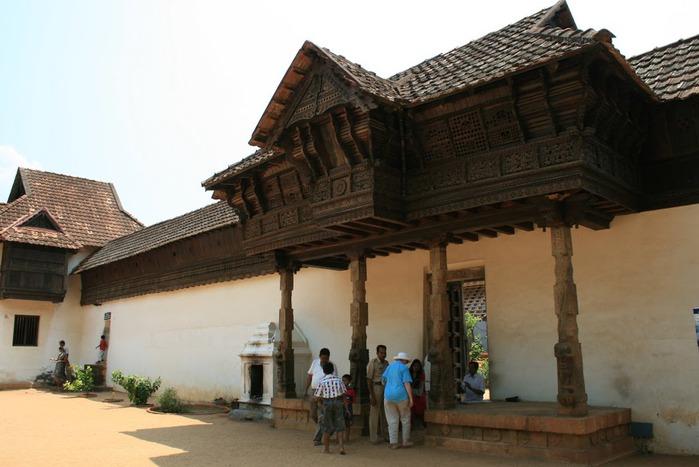 Дворец Падманабхапурам (Padmanabhapuram Palace) 74449