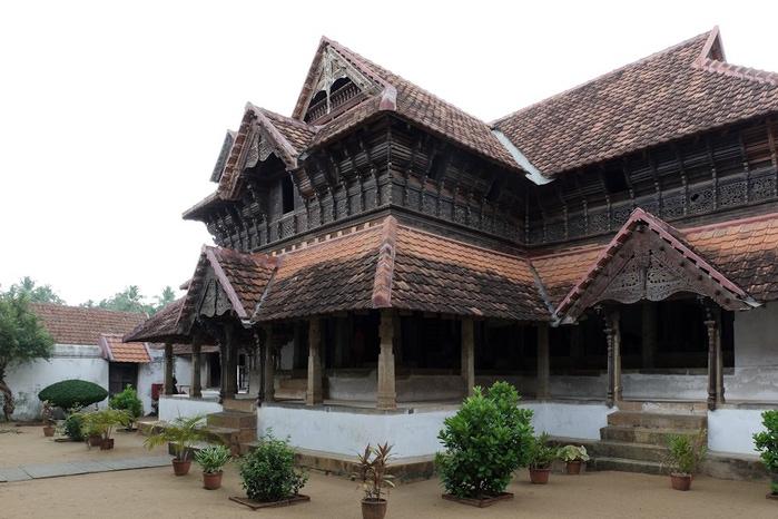 Дворец Падманабхапурам (Padmanabhapuram Palace) 56103