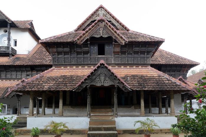 Дворец Падманабхапурам (Padmanabhapuram Palace) 97797