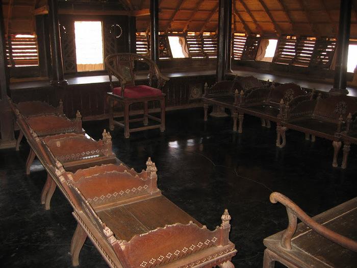 Дворец Падманабхапурам (Padmanabhapuram Palace) 62013