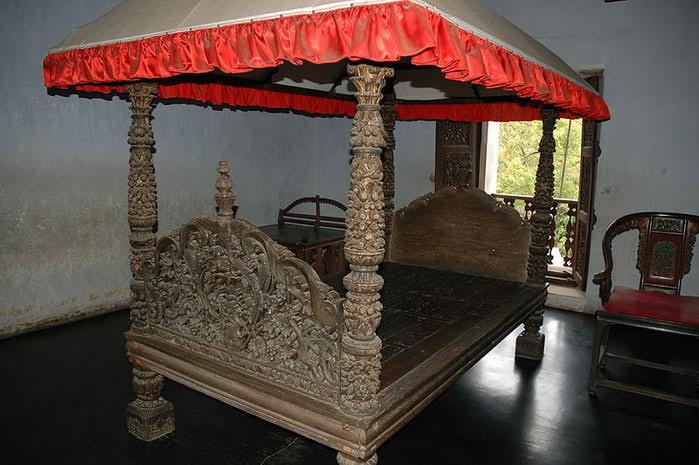 Дворец Падманабхапурам (Padmanabhapuram Palace) 41931