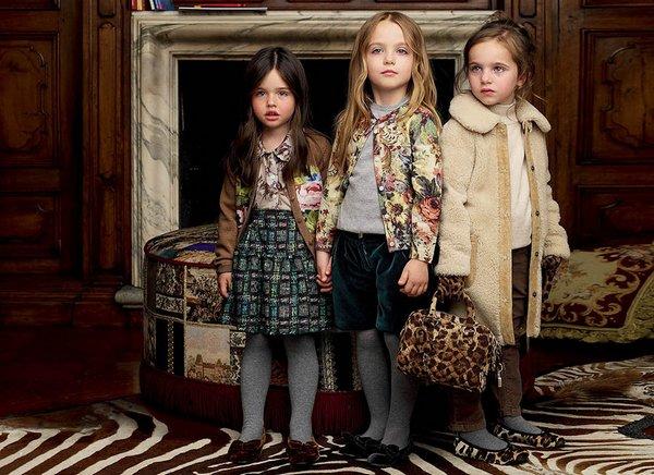 детская мода Dolce & Gabbana фото 2 (600x436, 77Kb)