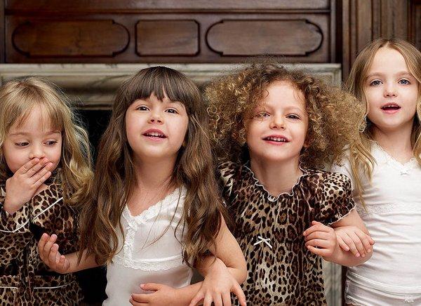 детская мода Dolce & Gabbana фото 7 (600x436, 79Kb)