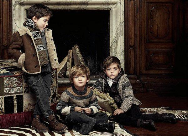 детская мода Dolce & Gabbana фото 9 (600x436, 75Kb)