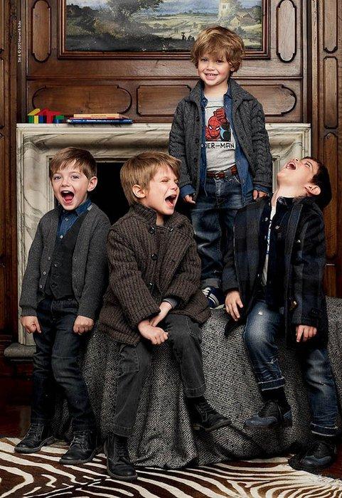 детская мода Dolce & Gabbana фото 11 (481x700, 107Kb)