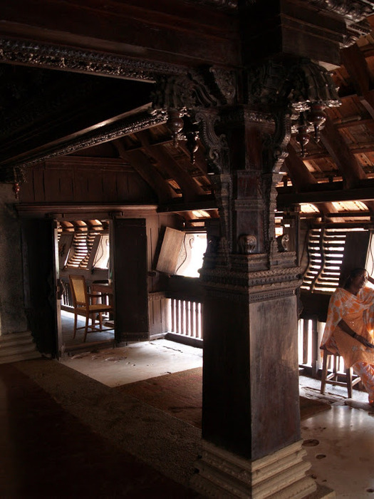 Дворец Падманабхапурам (Padmanabhapuram Palace) 20273