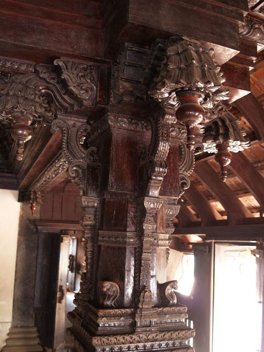 Дворец Падманабхапурам (Padmanabhapuram Palace) 39112