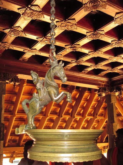Дворец Падманабхапурам (Padmanabhapuram Palace) 82672