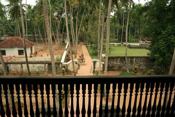 Дворец Падманабхапурам (Padmanabhapuram Palace) 97507