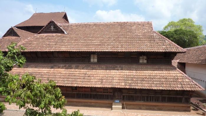 Дворец Падманабхапурам (Padmanabhapuram Palace) 99102