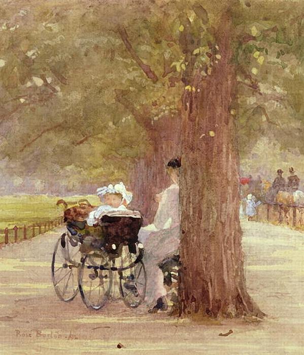 A-Rest-in-Rotten-Row-1892-xx-Rose-Maynard-Barton (599x700, 326Kb)