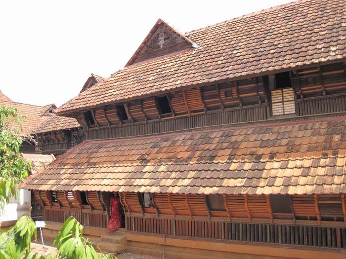 Дворец Падманабхапурам (Padmanabhapuram Palace) 59800