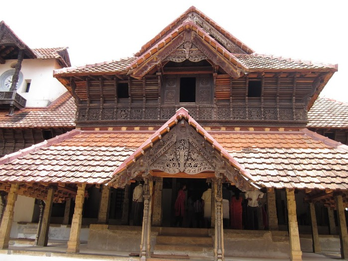 Дворец Падманабхапурам (Padmanabhapuram Palace) 33277