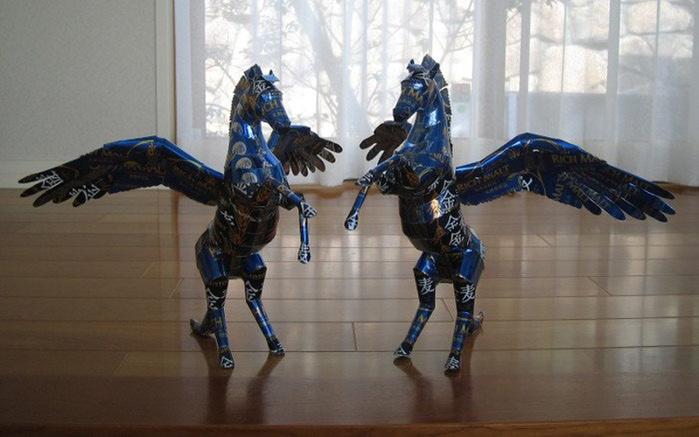 японская художница makaon жестяные банки фото 4 (700x437, 107Kb)