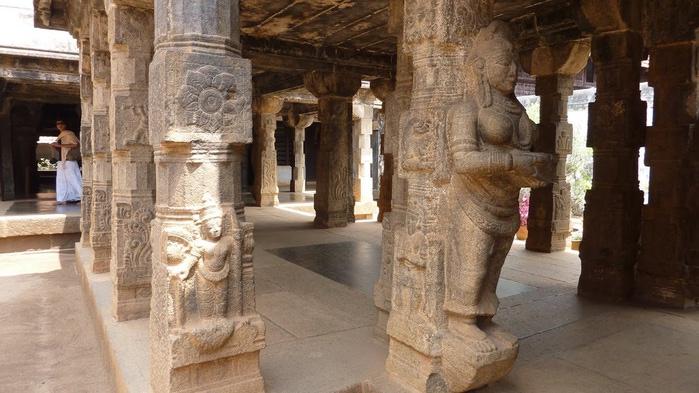 Дворец Падманабхапурам (Padmanabhapuram Palace) 37521