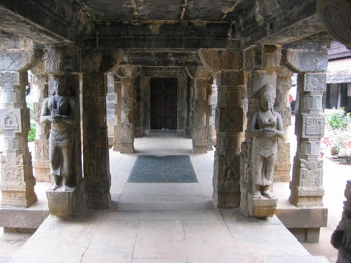 Дворец Падманабхапурам (Padmanabhapuram Palace) 45502