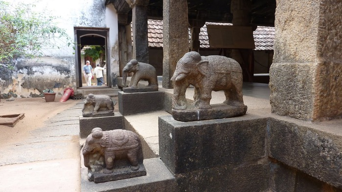Дворец Падманабхапурам (Padmanabhapuram Palace) 53505