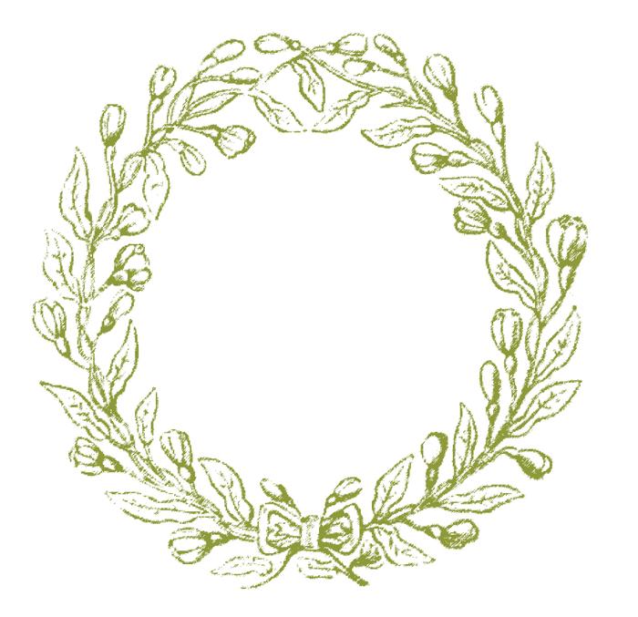 wreath-green-sketch-GFairy (700x677, 301Kb)