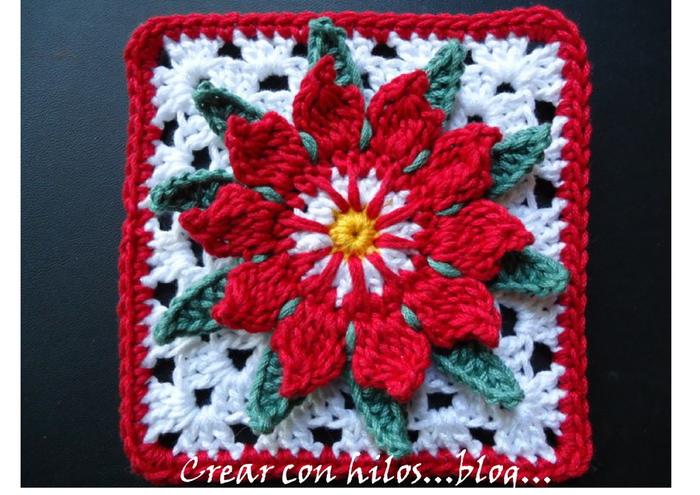 Doily crochet-avó quadrado / 4683827_78802788_large_Flordecactus00 (700x495, 204kb)