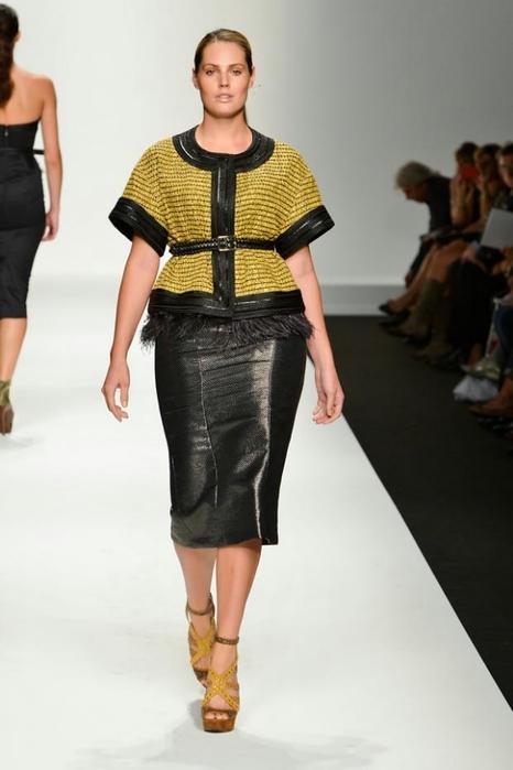 Elena miro весна лето 2013 мода для полных