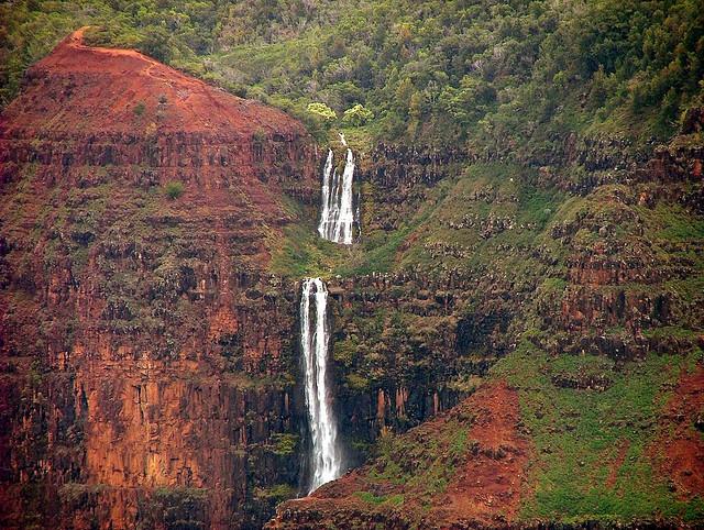 Каньон Ваймеа гавайские острова фото 4 (640x482, 203Kb)