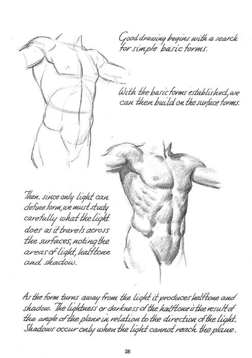 рисунки простым карандашом уроки: