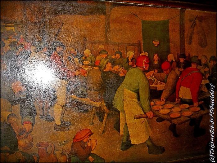 Киллепич-Killepitsch, рюмочная-каморка, Старый город в Дюссельдорфе