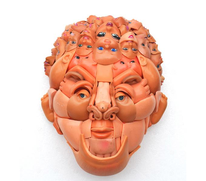 скульптуры из кукол Freya Jobbins (680x600, 212Kb)