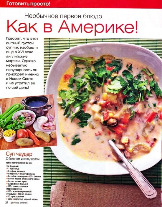 Рецепты необычных блюд с фото