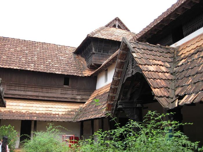 Дворец Падманабхапурам (Padmanabhapuram Palace) 24643