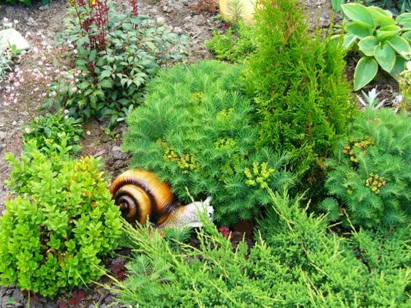 Скамейка в саду своими руками