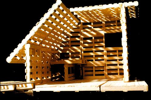 Дом своими руками из поддонов