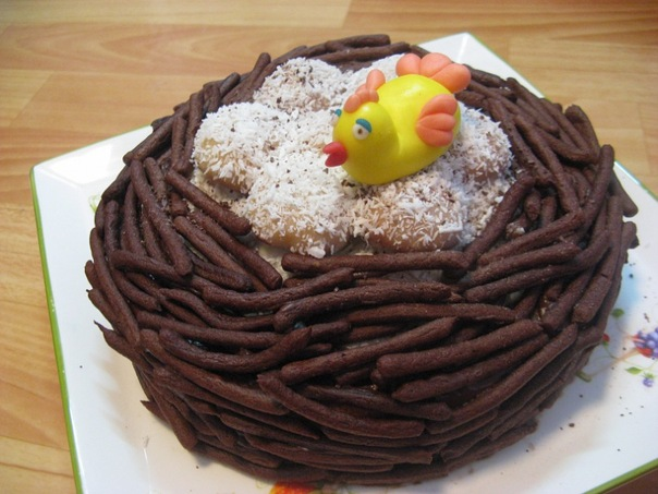 торт Птичье гнездо (604x453, 85Kb)