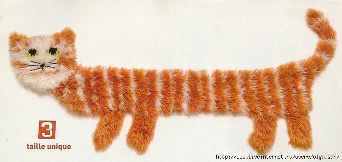 猫咪围巾 - maomao - 我随心动
