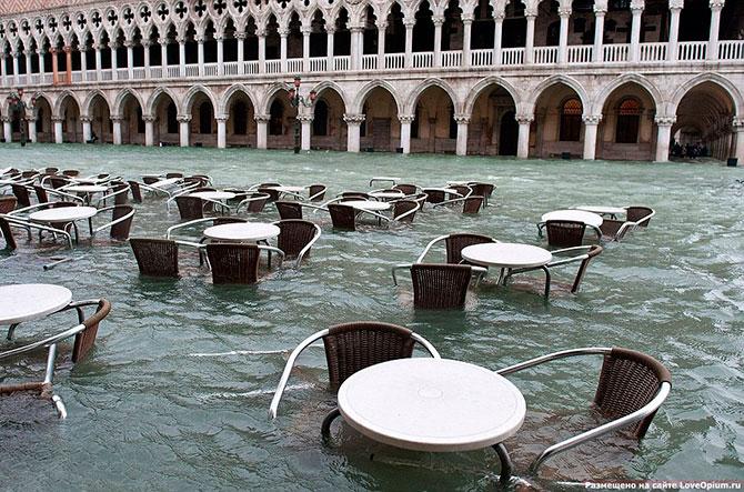 венеция под водой фото 1 (670x443, 123Kb)