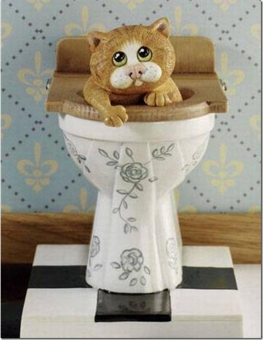 Очаровательные коты от Linda Jane Smith