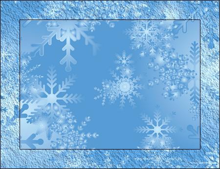 Снежинки (450x347, 305Kb)