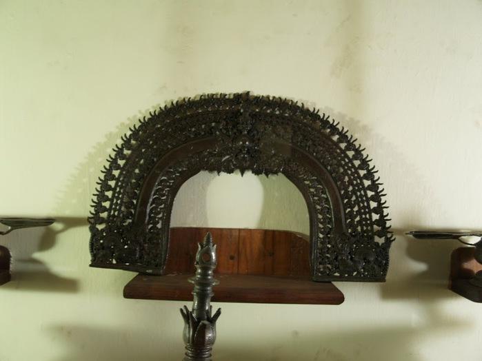 Дворец Падманабхапурам (Padmanabhapuram Palace) 34124