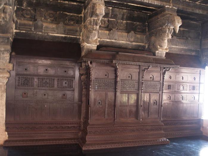 Дворец Падманабхапурам (Padmanabhapuram Palace) 60507