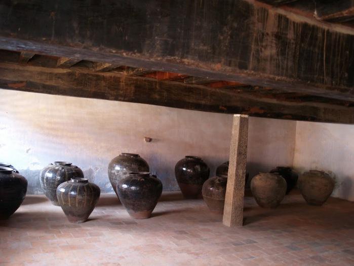 Дворец Падманабхапурам (Padmanabhapuram Palace) 29384