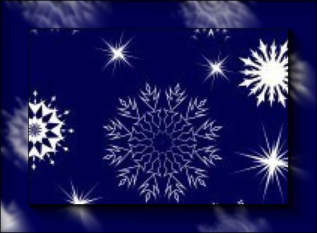 Снежинки (450x331, 167Kb)