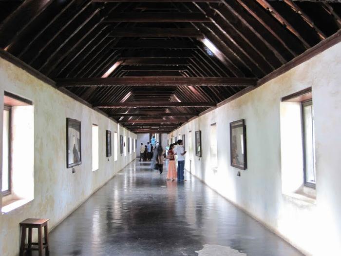 Дворец Падманабхапурам (Padmanabhapuram Palace) 73351