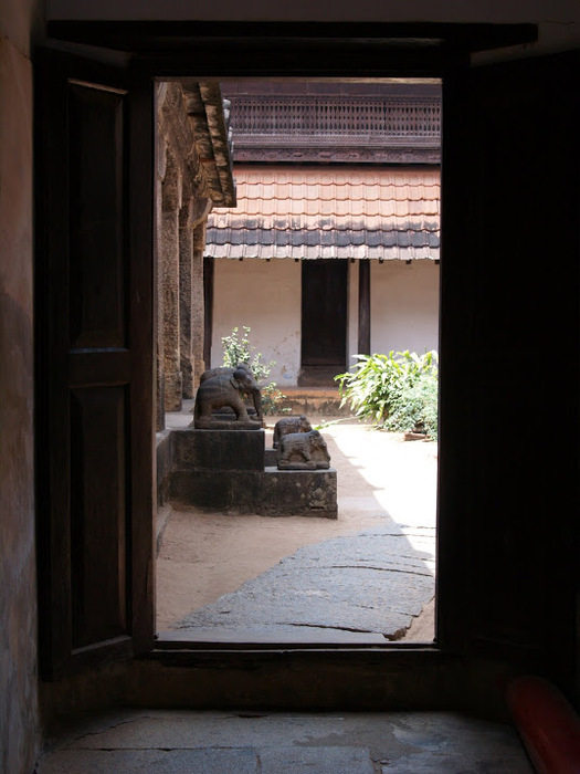 Дворец Падманабхапурам (Padmanabhapuram Palace) 54321
