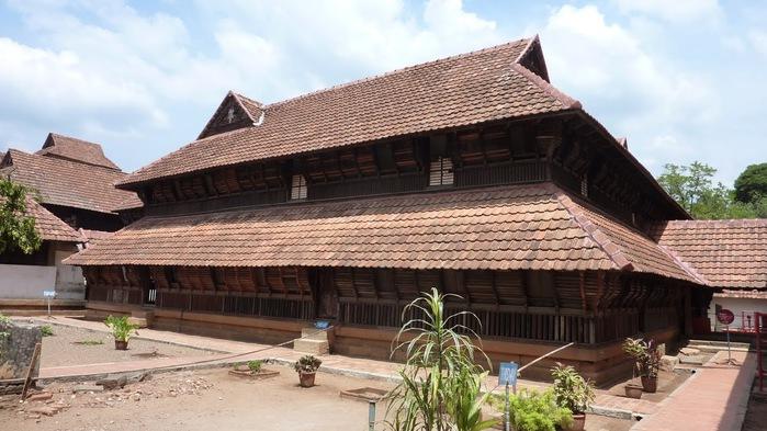 Дворец Падманабхапурам (Padmanabhapuram Palace) 76632