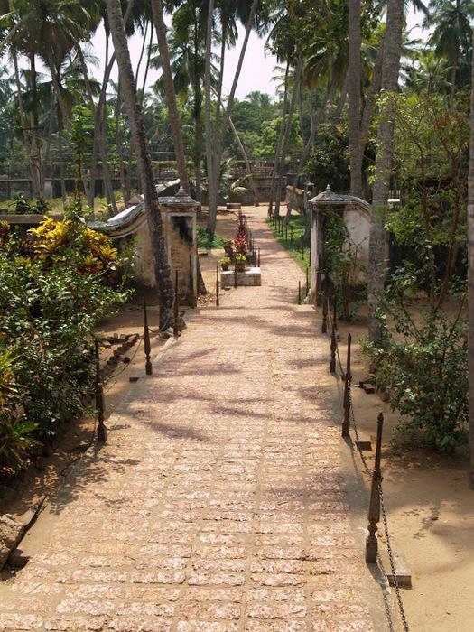 Дворец Падманабхапурам (Padmanabhapuram Palace) 23595
