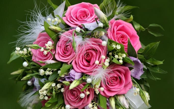 Картинки цветов с юбилеем 3