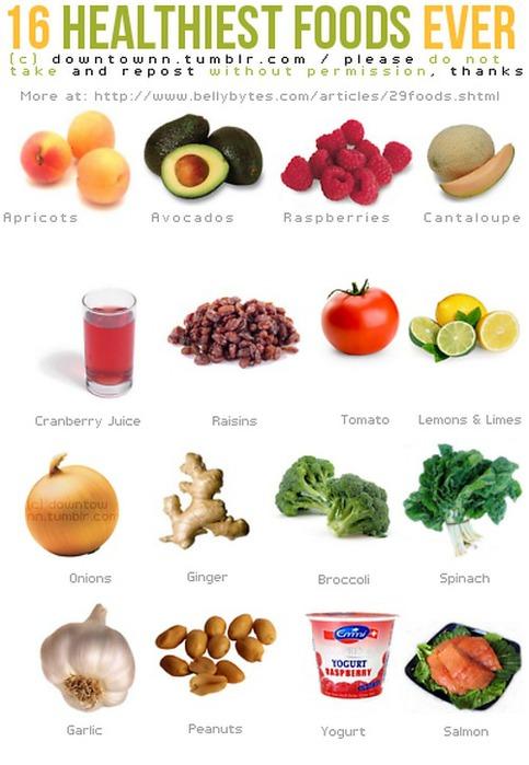 Питание для долголетия: 7 продуктов, которые продлят вашу жизнь.