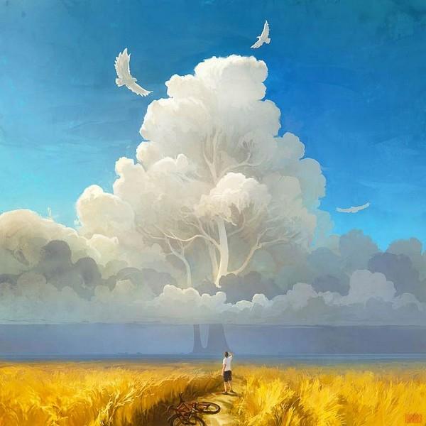 поэтичные иллюстрации (600x600, 242Kb)